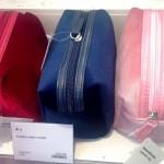 Tiger Velvet Cosmetic Bags