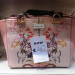 Oriental Print Handbag from River Island. Only €40!