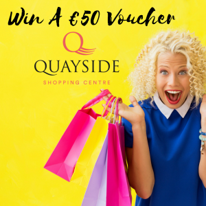 Win a Quayside Shopping Centre Voucher