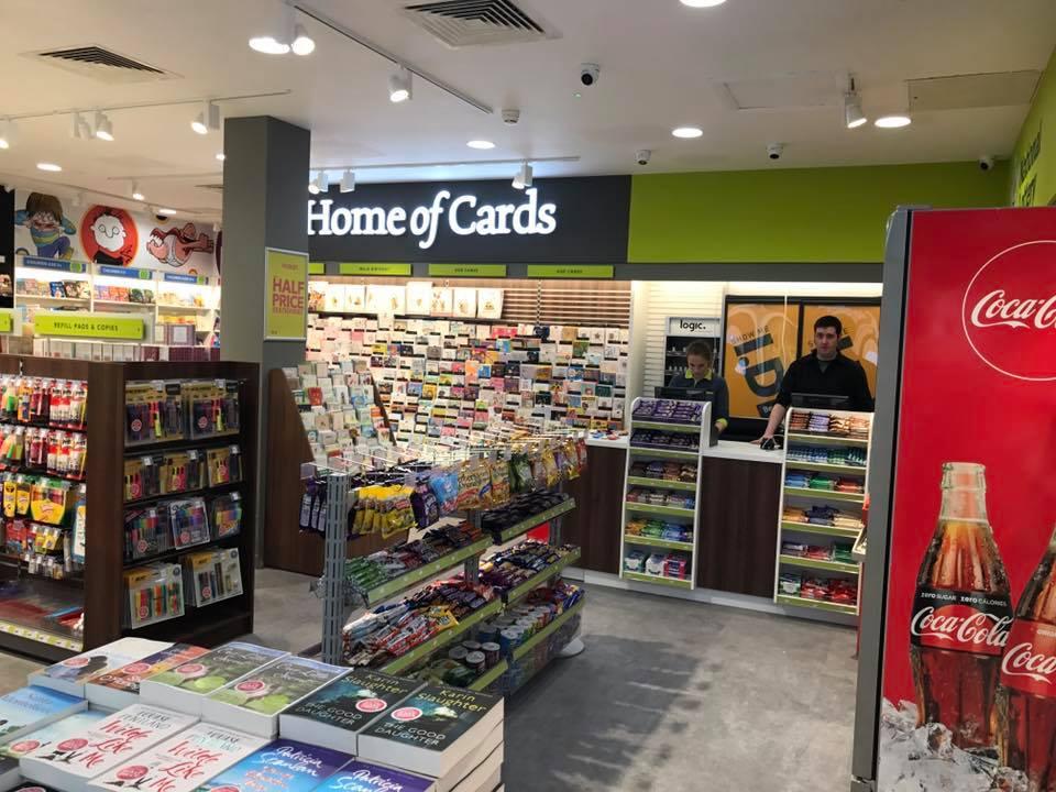 Easons Have Opened At Quayside Sligo Quayside Shopping