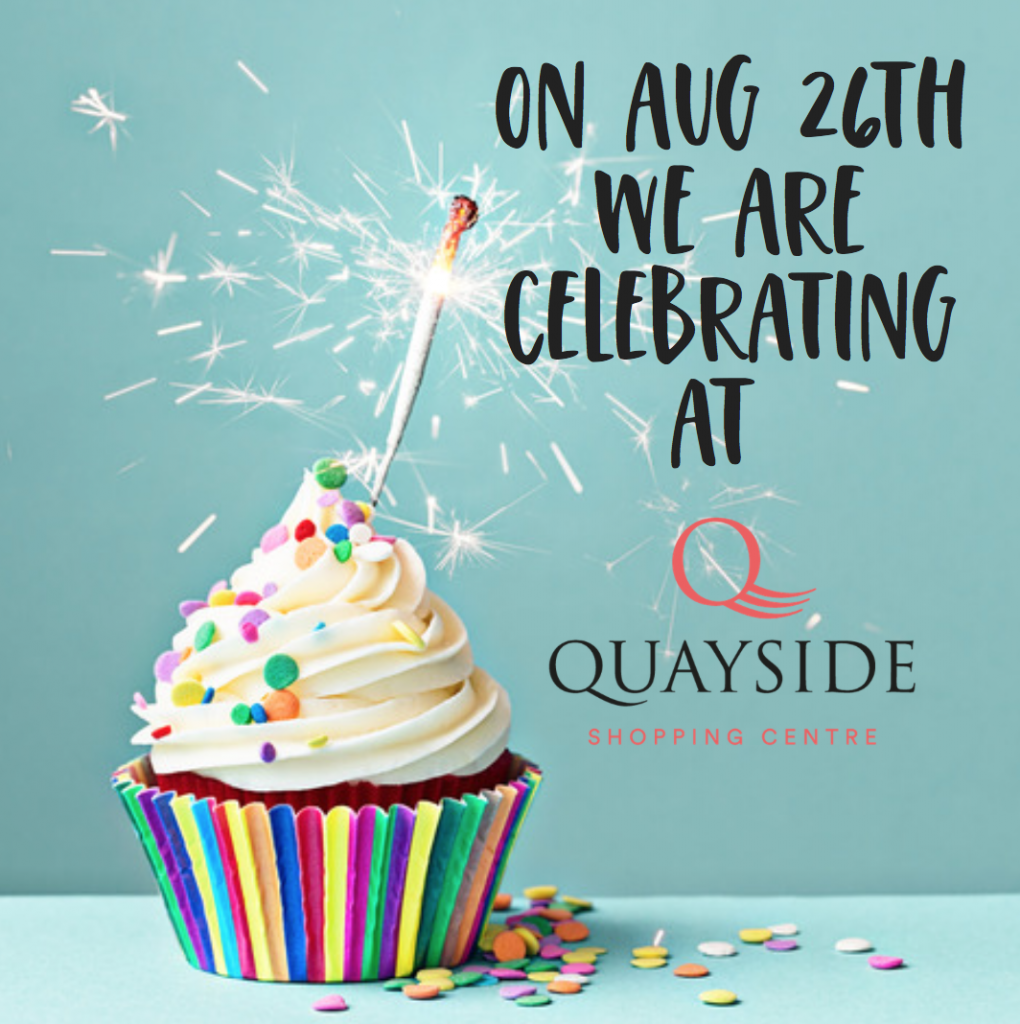 Quayside Birthday celebrations
