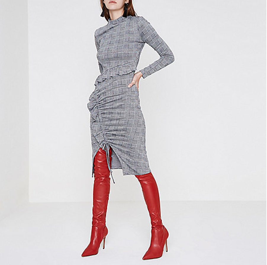 River Island Statement boots sligo