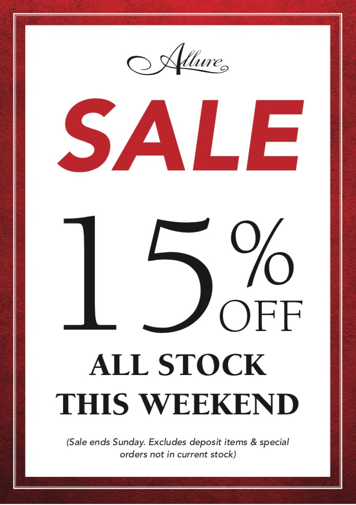 Sale at Allure Quayside