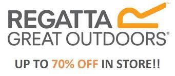 70% off at Regatta