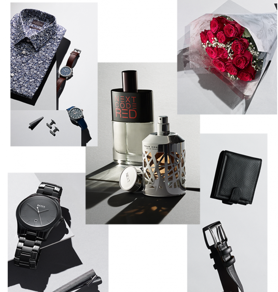 Valentines gifts for him from NEXT