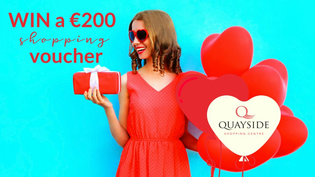 Win a €200 shopping voucher