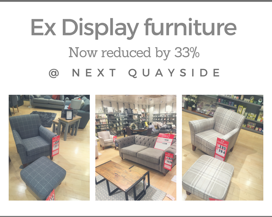 33 Off Ex Display Furniture At Next Quayside Shopping Centre Sligoquayside Shopping Centre
