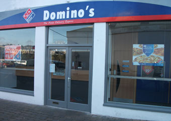 Dominos Pizza Sligo
