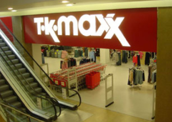 TK Maxx Sligo Shop