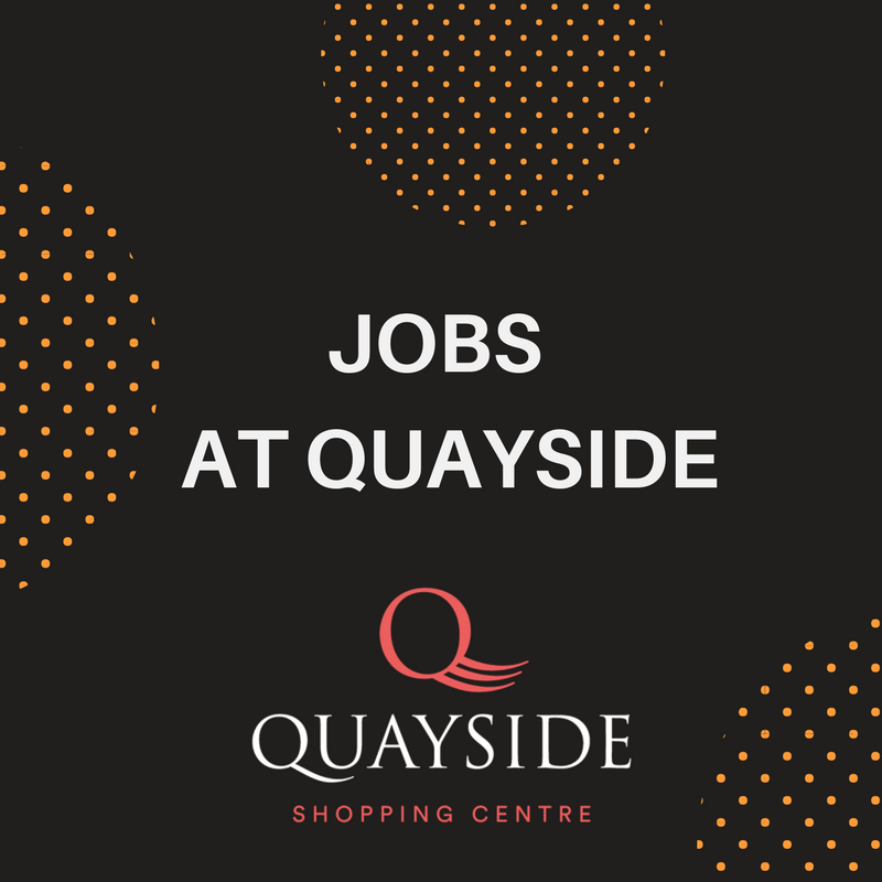 Jobs at Quayside