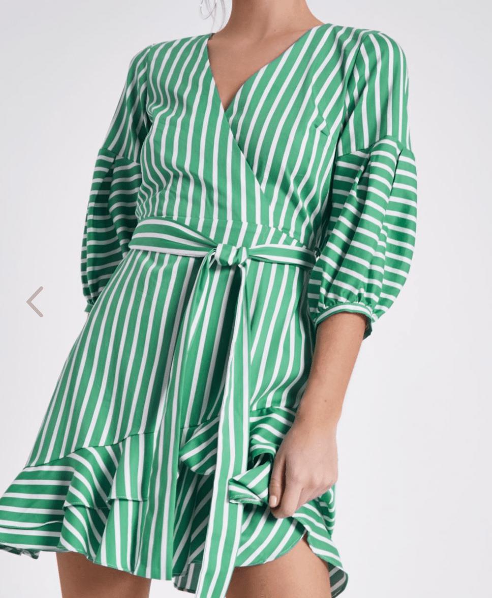 Fashion Wrap Dresses