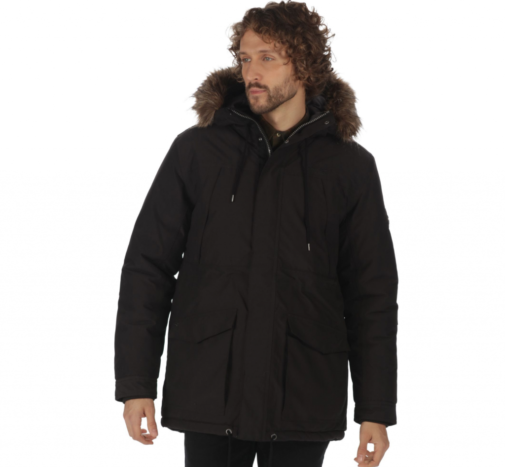 Regatta mens parka