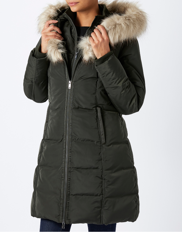 Monsoon Parka Jacket