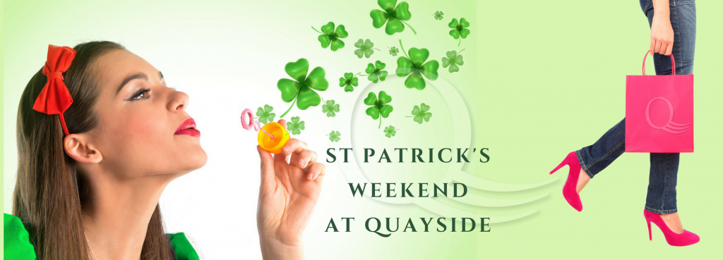 St Patricks Weekend Sligo