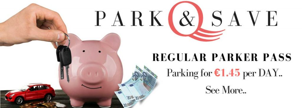 Park and save