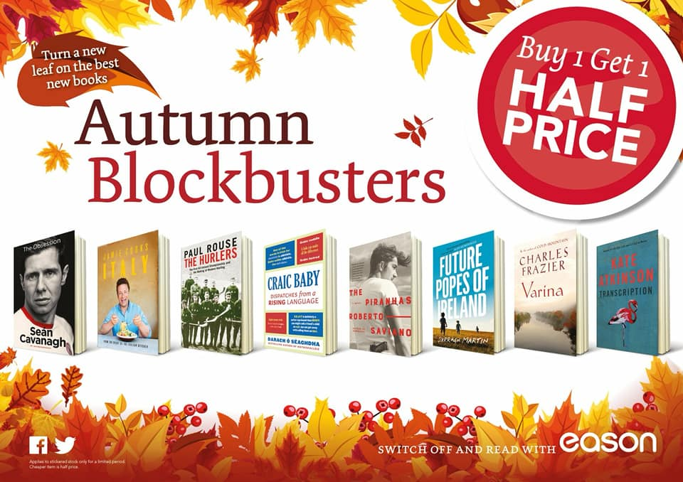 Half Price Books at Easons