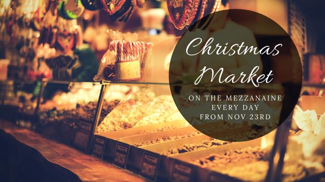 Quayside Christmas Market
