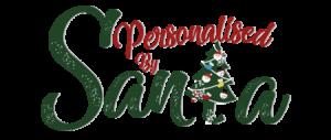 Personalised by Santa