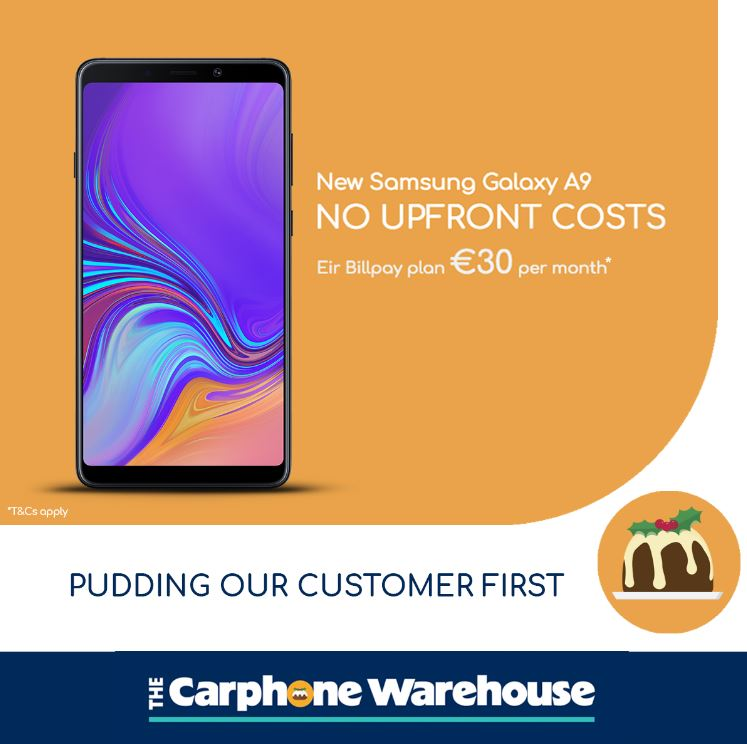 Carphone Warehouse offer