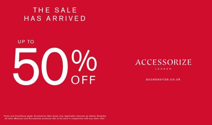 Accessorize Sale