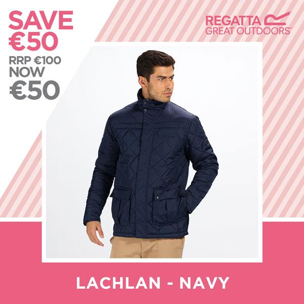 Regatta Save €50 - Lachlann Navy