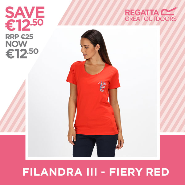 Filandra III - Fiery Red
