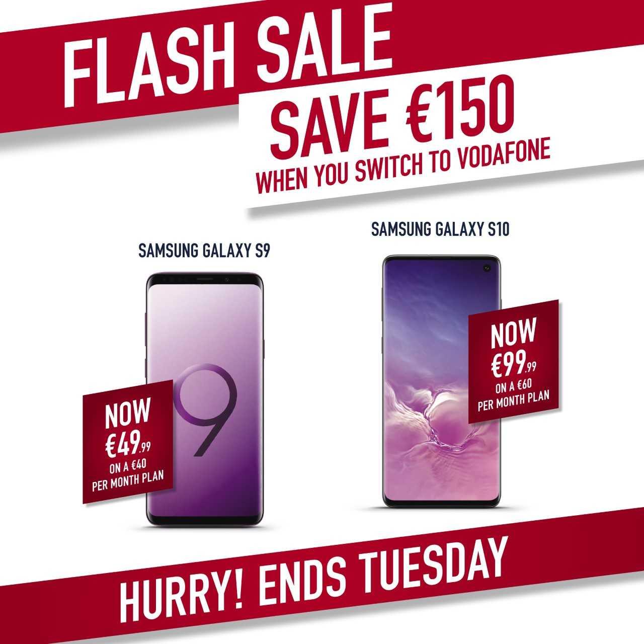 Carphone warehouse flash sale